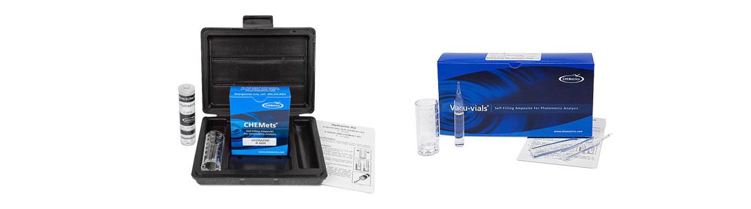 Hydrazine Test Kits