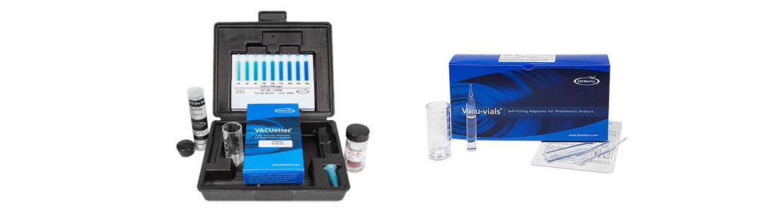 Sulfide Test Kits